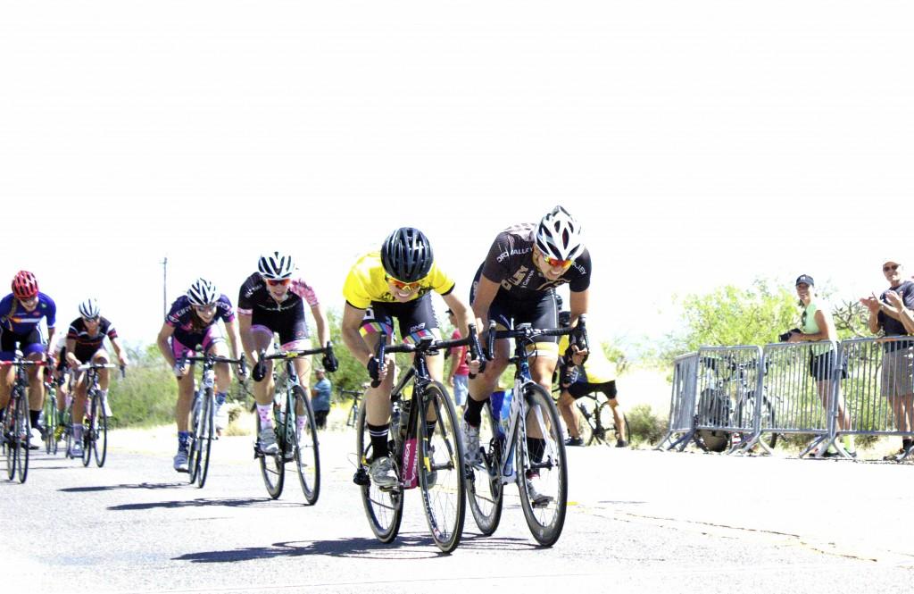 Sanders Ossola sprint