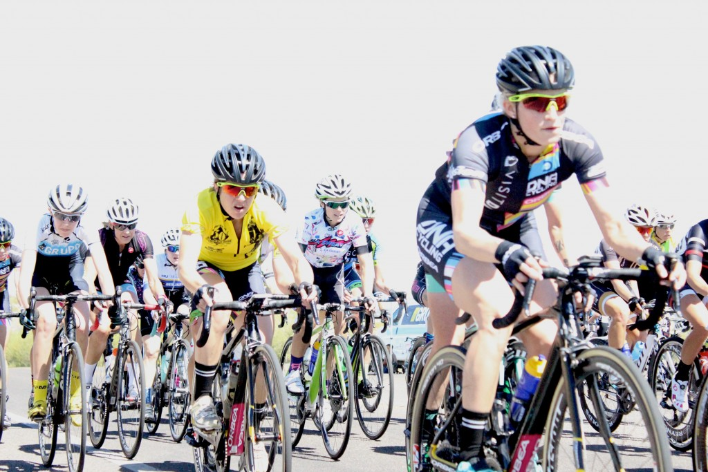 Tucson Bicycle Classic women pro