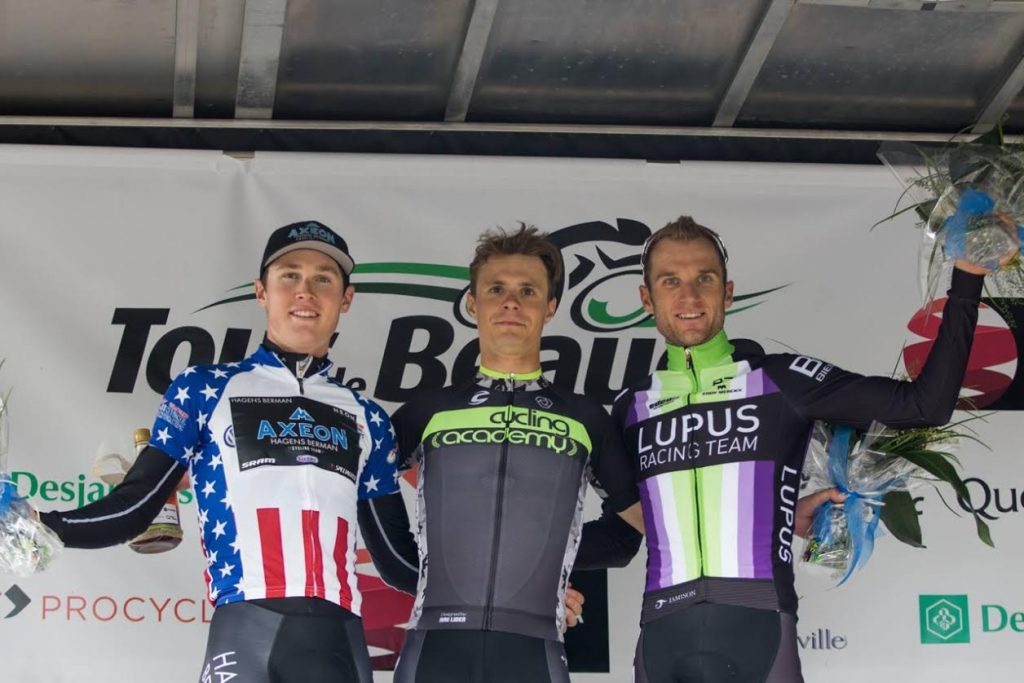 Lupus podium Beyer